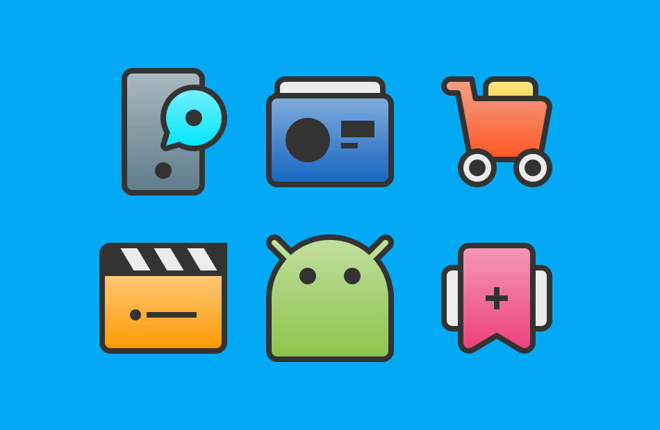XIM - Icon Pack- screenshot