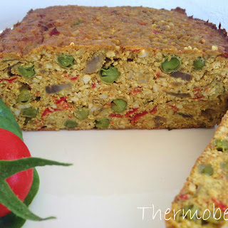 Thermobexta's Curried Meatless Loaf