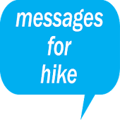 2017 Daily Messages for hike