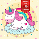 Unicorn stickers for pictures emojis kawaii editor Download for PC Windows 10/8/7