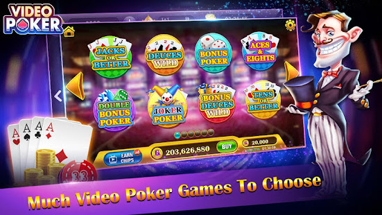 Casino Video Poker Free Video Poker Games Apps No Google Play