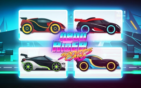 Download Car Games: Neon Rider Drives Sport Cars for PC