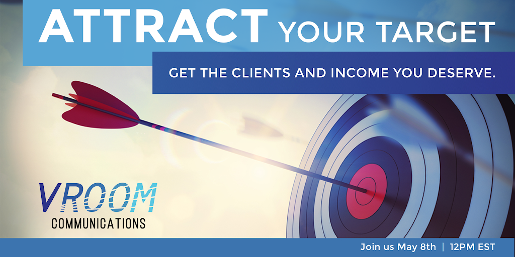 Attract the right clients and get the income you deserve.