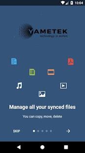 [Download YametekCloud for PC] Screenshot 1