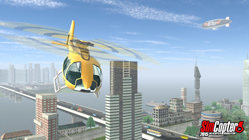 Helicopter Simulator SimCopter 2015 Free  screenshots 2