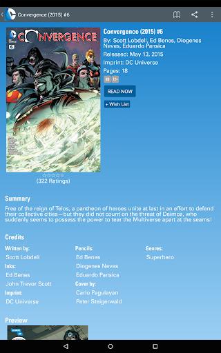 DC Comics  screenshots 10