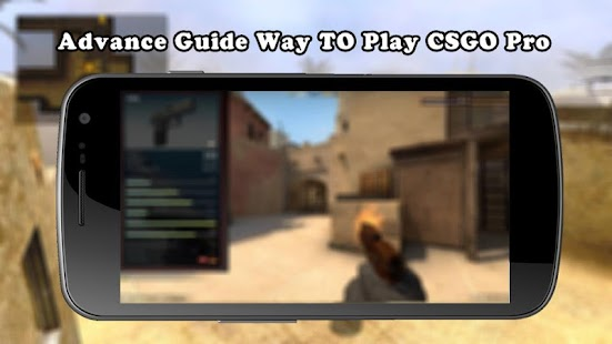 Guide CS:GO Pro Player Technique - náhled