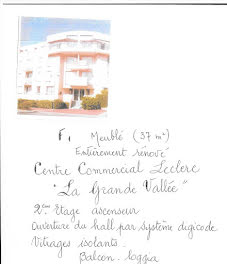 studio à Gonesse (95)