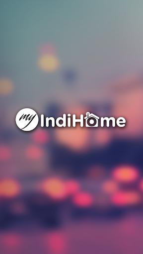 My IndiHome screenshot