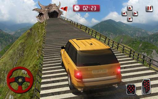 Cruiser Car Stunts: Dragon Road Driving Simulator apktram screenshots 10