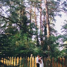 Wedding photographer Aleksandra Kapitanovich (alexandrusha). Photo of 24.08.2016