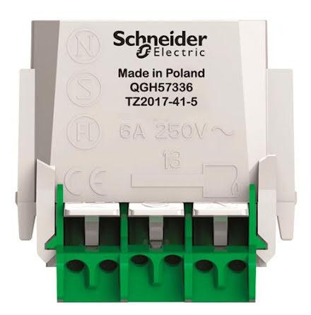 Schneider lamputtag DCL uttagsbrunn