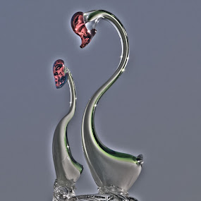 Love by Masud Pathan - Artistic Objects Glass ( love, soul, mate, together, eternal )