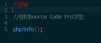 Source Code Pro + Directwrite