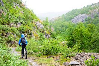 Photo: Pelle Riksgränsen- Norddalen