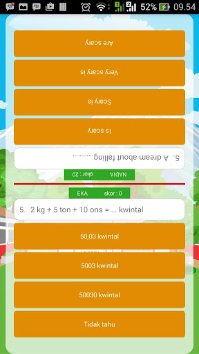 Soal Ujian SD 1.6 screenshots 7