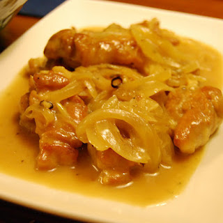 Italian Chicken Cacciatore Recipe