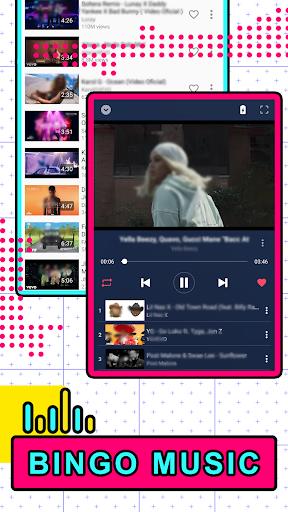 Bingo Music screenshot 1