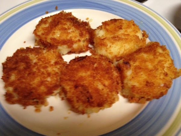 Easy Cod Fish Cakes Recipe