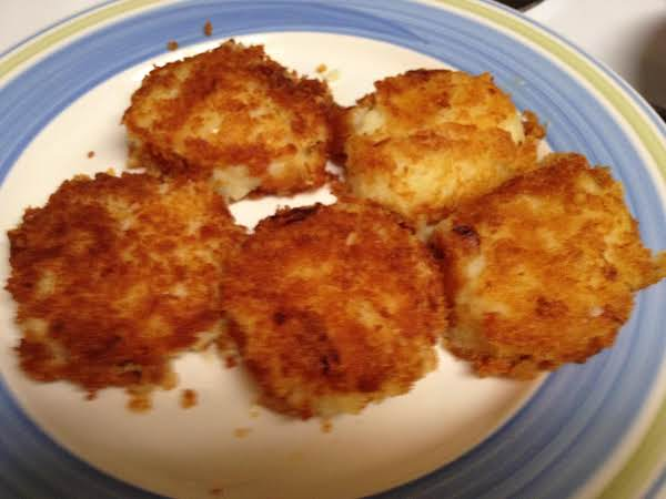 Easy Cod Fish Cakes Recipe Just A Pinch Recipes