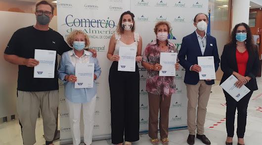 Almería tiene más tiendas por habitante que la mayoría de  provincias españolas