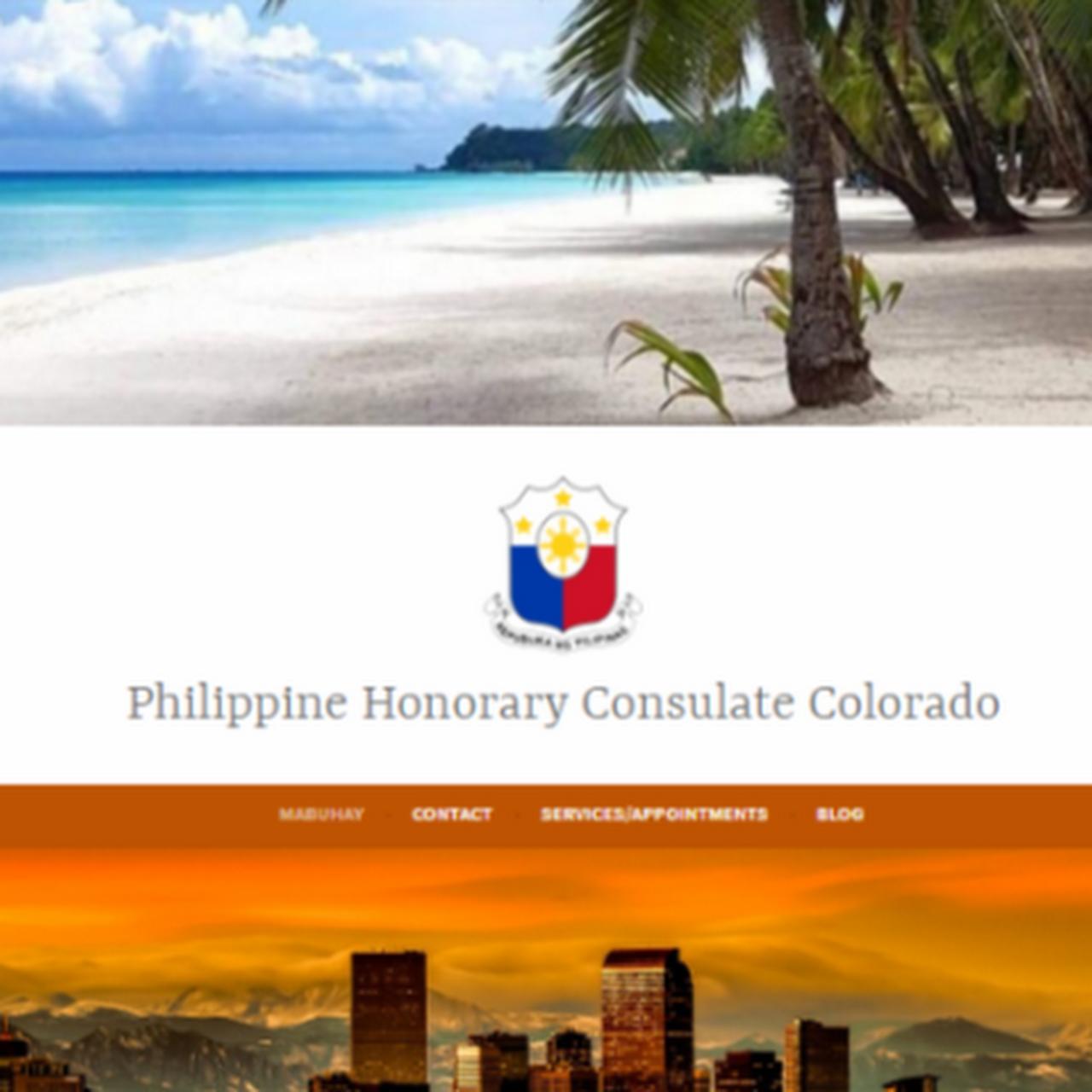 Philippine Honorary Consulate - Colorado & S Wyoming