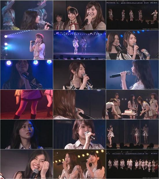 (LIVE)(720p) AKB48 チームK 「最終ベルが鳴る」公演 千秋楽 田野優花 卒業公演 Live 720p 180515