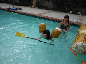 Photo: New Pool Toys!
