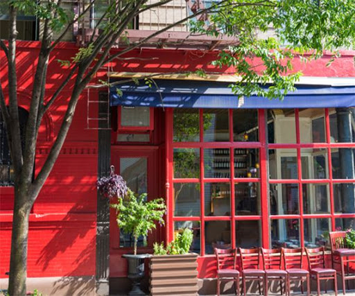 Restaurants and Cafes in West Village, New York