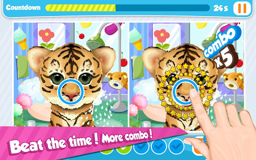 Pet Salon: Baby Care Kids Game
