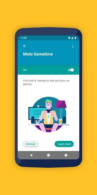 Moto Gametime