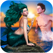 Mermaid Princess Love Story 3D