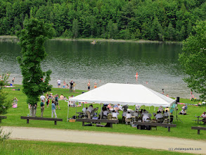 Photo: You can put a tent up at Waterbury Center State Park for a party