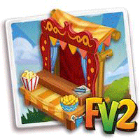 farmville 2 puppet show stage