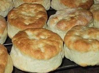 Baking Powder Biscuits Or  Cinnamon Rolls Recipe