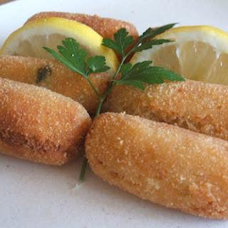 Fish Croquettes Recipe