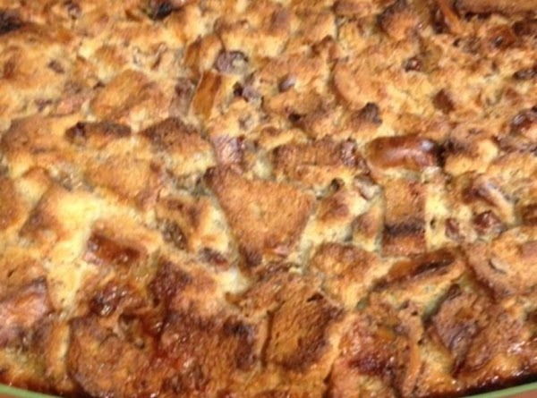 Cranberry Walnut Bread Pudding Ala Yumm! Recipe