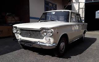Fiat 1300 Berlina Rent Lombardia