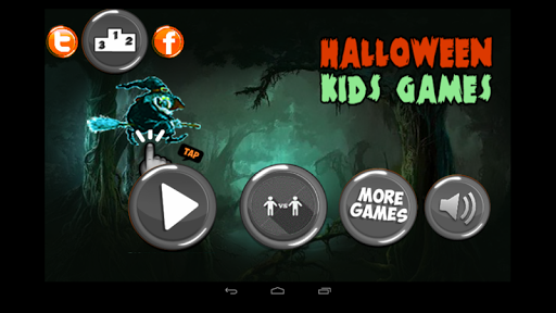 Halloween Kids Games