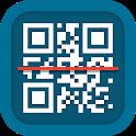 QR Code Scanner - Barcode Scan & Bulk QR Maker icon