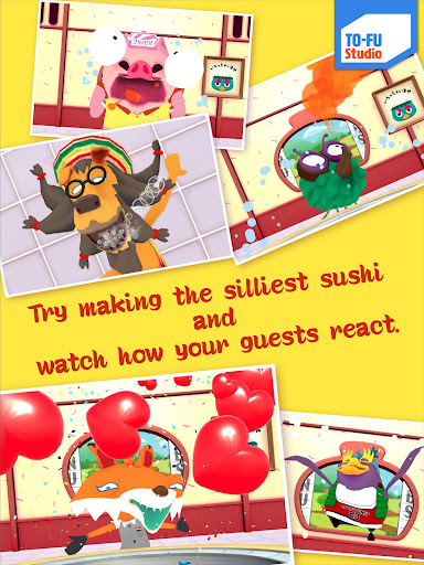 TO-FU Oh!SUSHI 2 android2mod screenshots 14