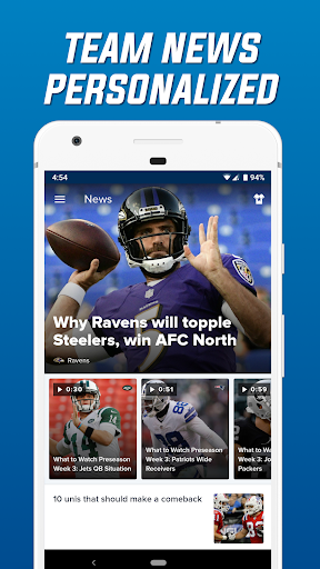 Download CBS Sports App - Scores, News, Stats & Watch Live MOD APK 7