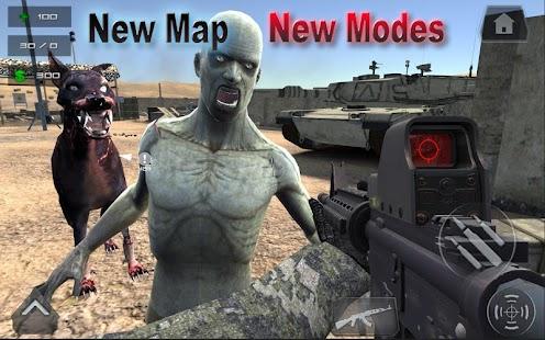Combat Duty Modern Strike FPS 0.7 APK + DATA