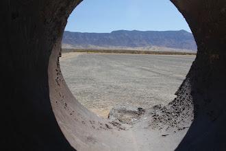Photo: Looking through Jumbo