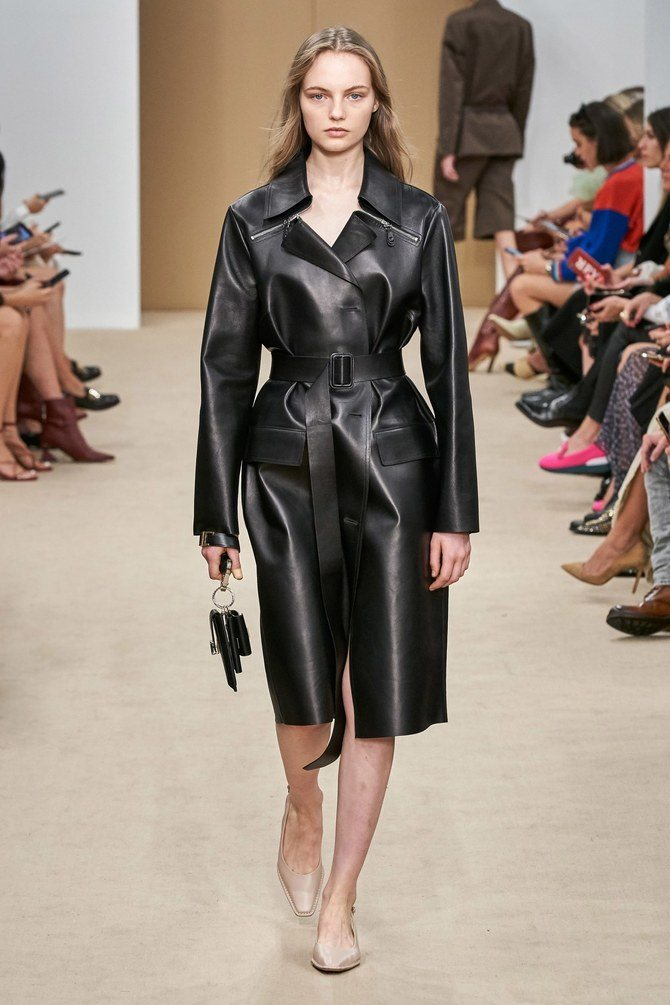 Leather raincoats 18