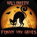 Halloween Games Mix Free icon