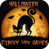 Halloween Games Mix Free