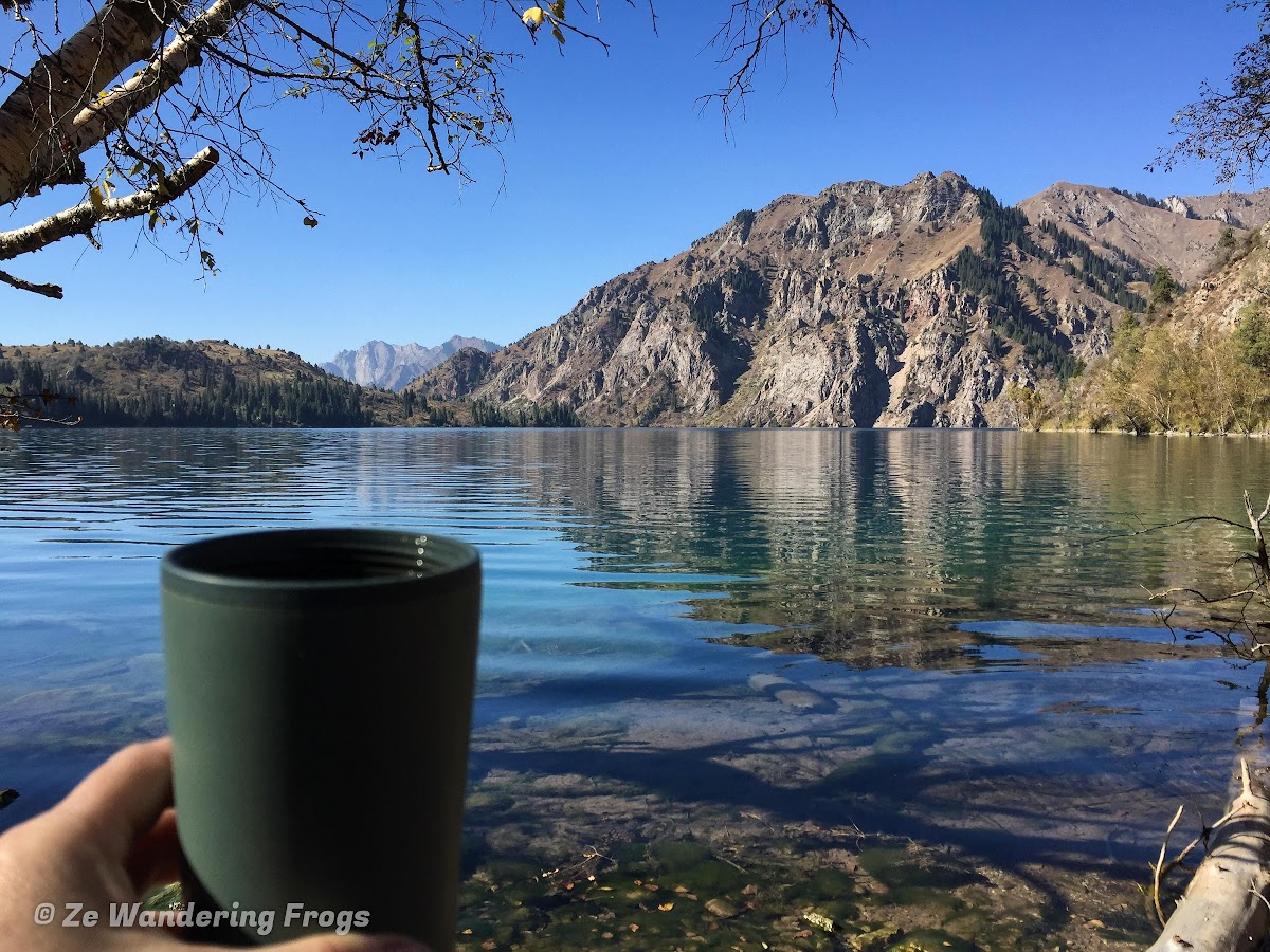 Kyrgyzstan Trekking: Guide to Sary-Chelek in the Tian Shan Mountains // Sary-Chelek Lake - Camping with a View