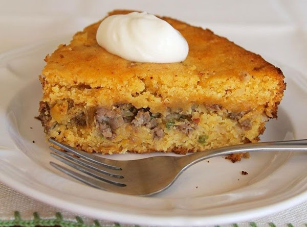 Mexican Cornbread Dinner Recipe