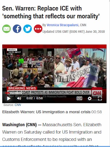 News: CNN Politics 1.0 screenshots 3